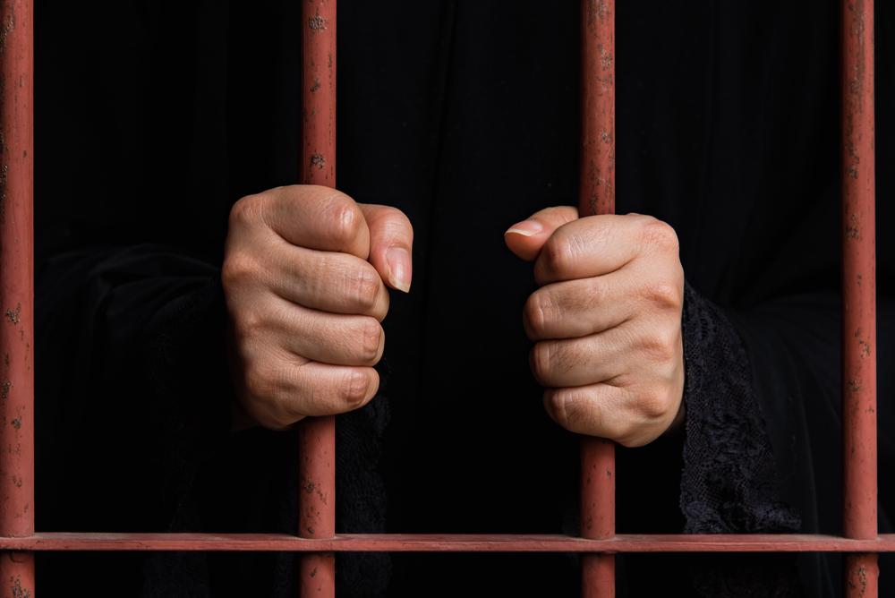 iran woman prison